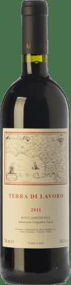 276,95 € Free Shipping | Red wine Galardi Terra di Lavoro I.G.T. Roccamonfina Campania Italy Aglianico, Piedirosso Bottle 75 cl