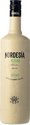 14,95 € Free Shipping | Vermouth Galician Original Blanco Nordesía Galicia Spain Missile Bottle 1 L