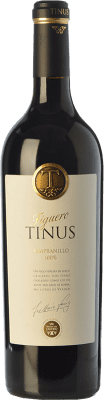 229,95 € Free Shipping | Red wine Figuero Tinus Reserva D.O. Ribera del Duero Castilla y León Spain Tempranillo Bottle 75 cl