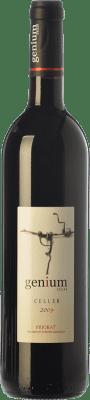 19,95 € Free Shipping | Red wine Genium Crianza D.O.Ca. Priorat Catalonia Spain Merlot, Syrah, Grenache, Carignan Bottle 75 cl