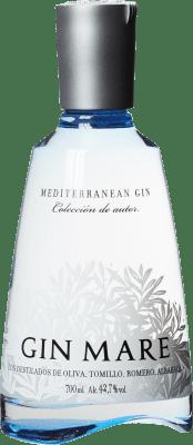 31,95 € Kostenloser Versand | Gin Gin Mare Katalonien Spanien Flasche 70 cl