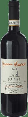 27,95 € Free Shipping | Red wine Giovanni Almondo Riserva Reserva D.O.C.G. Roero Piemonte Italy Nebbiolo Bottle 75 cl