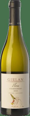 32,95 € Free Shipping | White wine Girlan Flora D.O.C. Alto Adige Trentino-Alto Adige Italy Chardonnay Bottle 75 cl