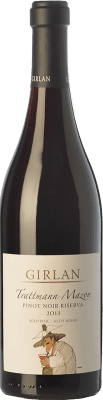 35,95 € Free Shipping   Red wine Girlan Pinot Nero Riserva Trattmann Mazon Reserva D.O.C. Alto Adige Trentino-Alto Adige Italy Pinot Black Bottle 75 cl