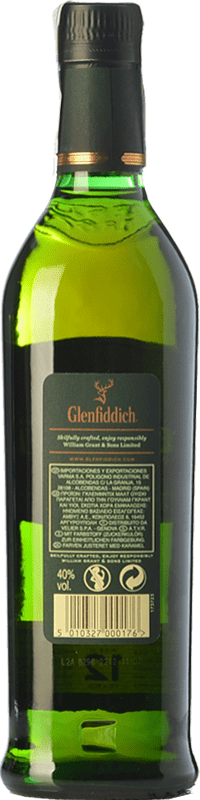 27,95 € Envoi gratuit   Whisky Single Malt Glenfiddich 12 Speyside Royaume-Uni Bouteille 70 cl