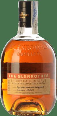 52,95 € Free Shipping | Whisky Single Malt Glenrothes Sherry Cask Reserve Speyside United Kingdom Bottle 70 cl