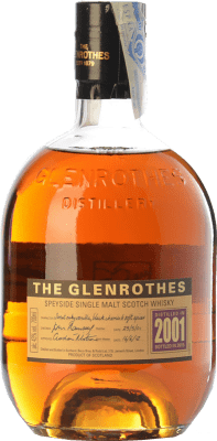 52,95 € Envoi gratuit | Whisky Single Malt Glenrothes Vintage 2004 Speyside Royaume-Uni Bouteille 70 cl