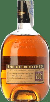 57,95 € Free Shipping | Whisky Single Malt Glenrothes Vintage 2001 Speyside United Kingdom Bottle 70 cl