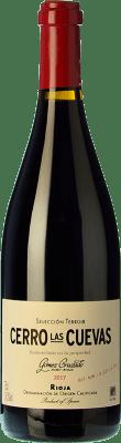 45,95 € Kostenloser Versand | Rotwein Gómez Cruzado Cerro Las Cuevas Crianza D.O.Ca. Rioja La Rioja Spanien Tempranillo, Graciano Flasche 75 cl