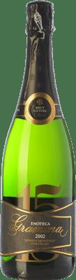 153,95 € Free Shipping | White sparkling Gramona Enoteca Brut Nature Gran Reserva 2002 D.O. Cava Catalonia Spain Macabeo, Xarel·lo Bottle 75 cl
