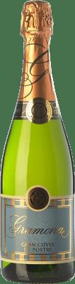 13,95 € Free Shipping | White sparkling Gramona Gran Cuvée de Postre D.O. Cava Catalonia Spain Macabeo, Xarel·lo, Parellada Bottle 75 cl