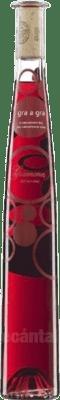 19,95 € Free Shipping | Sweet wine Gramona Gra a Gra 2010 D.O. Penedès Catalonia Spain Pinot Black Half Bottle 37 cl