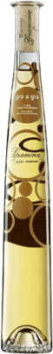 25,95 € Free Shipping | Sweet wine Gramona Gra a Gra 2011 D.O. Penedès Catalonia Spain Chardonnay, Sauvignon White Half Bottle 37 cl