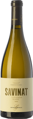 19,95 € Free Shipping | White wine Gramona Savinat Ecològic Crianza D.O. Penedès Catalonia Spain Sauvignon White Bottle 75 cl