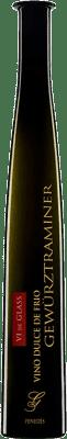 18,95 € Free Shipping | Sweet wine Gramona Vi de Glass D.O. Penedès Catalonia Spain Gewürztraminer Half Bottle 37 cl
