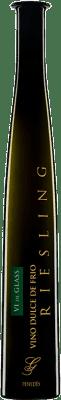 18,95 € Free Shipping | Sweet wine Gramona Vi de Glass D.O. Penedès Catalonia Spain Riesling Half Bottle 37 cl
