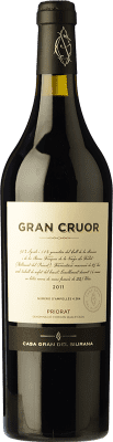 46,95 € Free Shipping | Red wine Gran del Siurana Gran Cruor Crianza 2010 D.O.Ca. Priorat Catalonia Spain Syrah, Carignan Bottle 75 cl