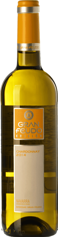 4,95 € Envoi gratuit   Vin blanc Gran Feudo Edición D.O. Navarra Navarre Espagne Chardonnay Bouteille 75 cl