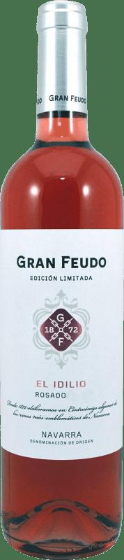 7,95 € Envoi gratuit   Vin rose Gran Feudo Edición Limitada Las Lías D.O. Navarra Navarre Espagne Tempranillo, Merlot, Grenache Bouteille 75 cl
