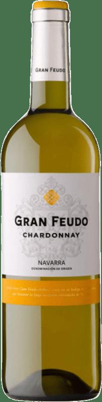 5,95 € Envoi gratuit   Vin blanc Gran Feudo D.O. Navarra Navarre Espagne Chardonnay Bouteille 75 cl