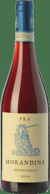 13,95 € Free Shipping | Red wine Graziano Prà Morandina D.O.C. Valpolicella Veneto Italy Corvina, Rondinella, Corvinone, Oseleta Bottle 75 cl