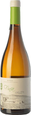 15,95 € Free Shipping   White wine Gregorio Martínez Finca Blanco Crianza D.O.Ca. Rioja The Rioja Spain Viura, Malvasía, Grenache White, Torrontés, Maturana White, Doña Blanca Bottle 75 cl