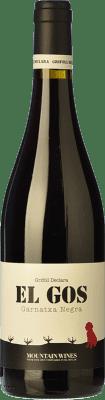 9,95 € Free Shipping | Red wine Grifoll Declara El Gos Joven D.O. Montsant Catalonia Spain Syrah, Grenache, Carignan Bottle 75 cl