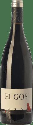 18,95 € Free Shipping | Red wine Grifoll Declara El Gos Joven D.O. Montsant Catalonia Spain Syrah, Grenache, Carignan Magnum Bottle 1,5 L