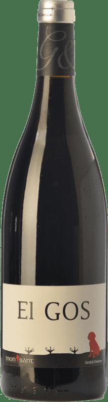 14,95 € Envoi gratuit | Vin rouge Grifoll Declara El Gos Joven D.O. Montsant Catalogne Espagne Syrah, Grenache, Carignan Bouteille Magnum 1,5 L