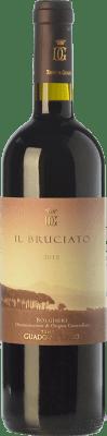 16,95 € Free Shipping | Red wine Guado al Tasso Il Bruciato D.O.C. Bolgheri Tuscany Italy Merlot, Syrah, Cabernet Sauvignon Bottle 75 cl