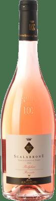 17,95 € Free Shipping | Rosé wine Guado al Tasso Scalabrone D.O.C. Bolgheri Tuscany Italy Merlot, Syrah, Cabernet Sauvignon Bottle 75 cl