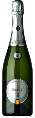 18,95 € Free Shipping   White sparkling Berlucchi Satèn '61 D.O.C.G. Franciacorta Lombardia Italy Chardonnay Bottle 75 cl.   Thousands of wine lovers trust us to get the best price guarantee, free shipping always and hassle-free shopping and returns.