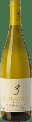 9,95 € Free Shipping | White wine Guímaro D.O. Ribeira Sacra Galicia Spain Torrontés, Godello, Loureiro, Treixadura, Albariño Bottle 75 cl