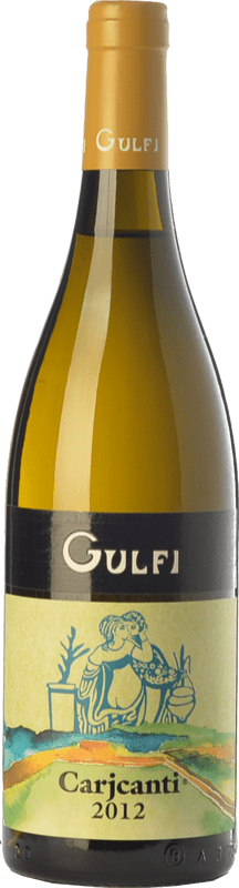 19,95 € Envoi gratuit | Vin blanc Gulfi Carjcanti I.G.T. Terre Siciliane Sicile Italie Carricante Bouteille 75 cl