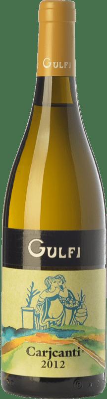 19,95 € Free Shipping | White wine Gulfi Carjcanti I.G.T. Terre Siciliane Sicily Italy Carricante Bottle 75 cl