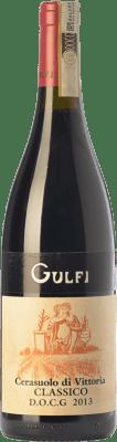 16,95 € Free Shipping | Red wine Gulfi Classico D.O.C.G. Cerasuolo di Vittoria Sicily Italy Nero d'Avola, Frappato Bottle 75 cl