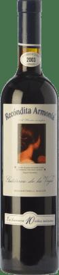 79,95 € Free Shipping | Sweet wine Gutiérrez de la Vega Casta Diva Fondillón Vintage 2003 D.O. Alicante Valencian Community Spain Monastrell Half Bottle 50 cl