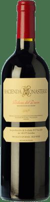 62,95 € Envoi gratuit | Vin rouge Hacienda Monasterio Crianza D.O. Ribera del Duero Castille et Leon Espagne Tempranillo, Merlot, Cabernet Sauvignon, Malbec Bouteille Magnum 1,5 L