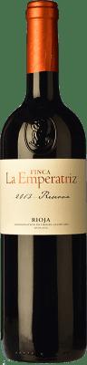 14,95 € Envoi gratuit | Vin rouge Hernáiz La Emperatriz Reserva D.O.Ca. Rioja La Rioja Espagne Tempranillo, Grenache, Graciano, Viura Bouteille 75 cl
