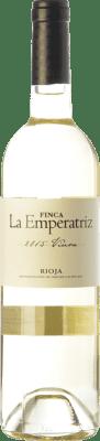 6,95 € Envoi gratuit | Vin blanc Hernáiz La Emperatriz D.O.Ca. Rioja La Rioja Espagne Viura Bouteille 75 cl