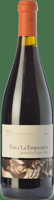 22,95 € Envío gratis | Vino tinto Hernáiz La Emperatriz Cepas Viejas Crianza D.O.Ca. Rioja La Rioja España Garnacha Botella 75 cl