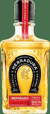 41,95 € Free Shipping | Tequila Herradura Reposado Mexico Bottle 70 cl