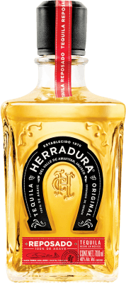 41,95 € Envoi gratuit | Tequila Herradura Reposado Mexique Bouteille 70 cl