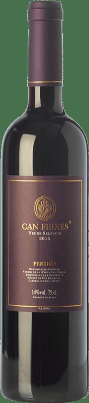 7,95 € Free Shipping   Red wine Huguet de Can Feixes Negre Selecció Joven D.O. Penedès Catalonia Spain Tempranillo, Merlot, Cabernet Sauvignon, Petit Verdot Bottle 75 cl
