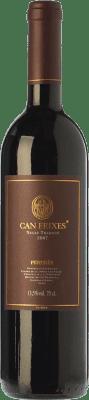 16,95 € Free Shipping | Red wine Huguet de Can Feixes Negre Tradició Crianza D.O. Penedès Catalonia Spain Tempranillo, Cabernet Sauvignon Bottle 75 cl