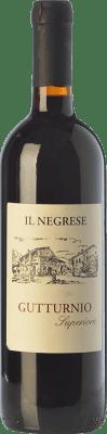 11,95 € Free Shipping | Red wine Il Negrese Fermo D.O.C. Gutturnio Emilia-Romagna Italy Barbera, Croatina Bottle 75 cl