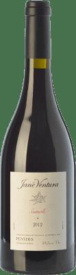 29,95 € Free Shipping | Red wine Jané Ventura Crianza D.O. Penedès Catalonia Spain Sumoll Bottle 75 cl