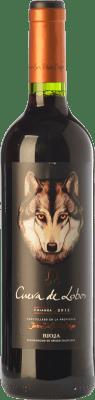 15,95 € Free Shipping | Red wine San Pedro Ortega Cueva de Lobos Crianza D.O.Ca. Rioja The Rioja Spain Tempranillo Magnum Bottle 1,5 L