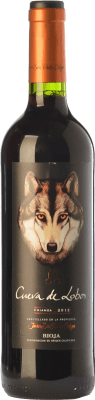 12,95 € Envoi gratuit | Vin rouge San Pedro Ortega Cueva de Lobos Crianza D.O.Ca. Rioja La Rioja Espagne Tempranillo Bouteille Magnum 1,5 L