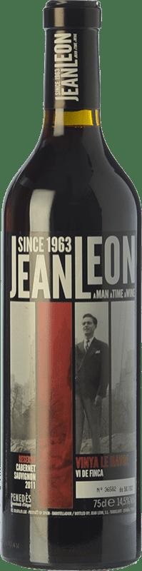 19,95 € Envoi gratuit | Vin rouge Jean Leon Vinya Le Havre Reserva D.O. Penedès Catalogne Espagne Cabernet Sauvignon, Cabernet Franc Bouteille 75 cl